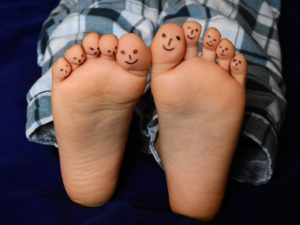 piedi sorridenti soletta
