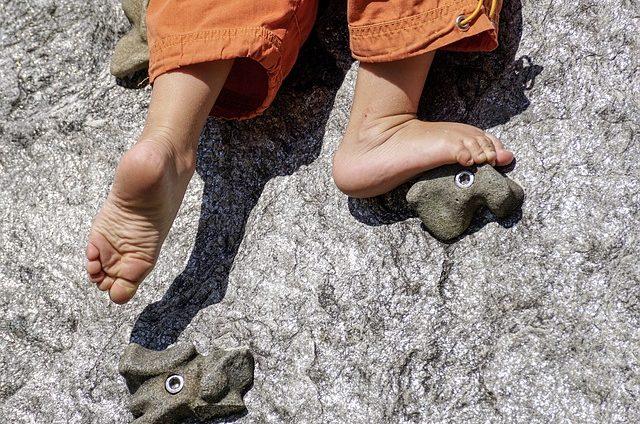 piede bambino osteopata 640x424 - Mamma, via le scarpe!