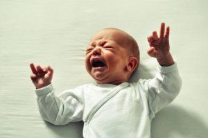 osteopatia pianto neonato