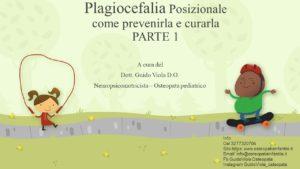 plagiocefalia osteopatia