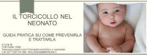 torcicollo neonato