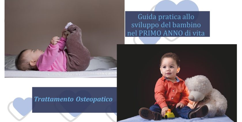 sviluppo motorio bambino