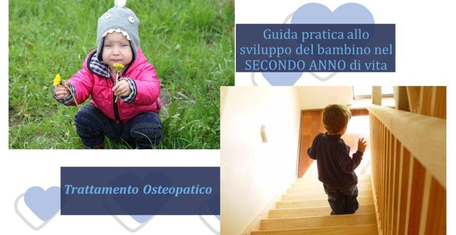 Guida pratica allo sviluppo del bambino nel secondo anno di vita