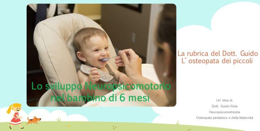 bambino 6 mesi