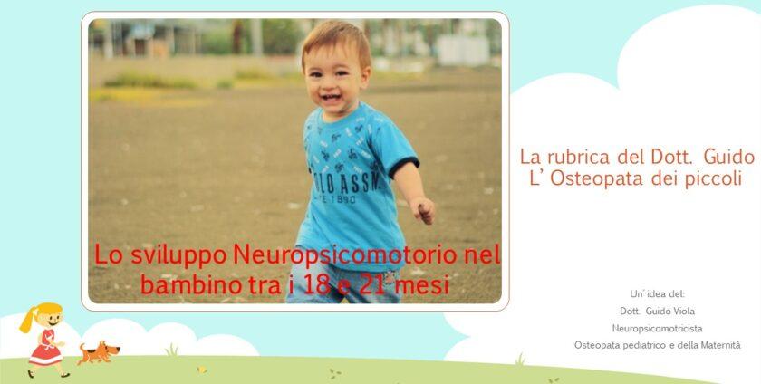 neuropsicomotricità 18 mesi